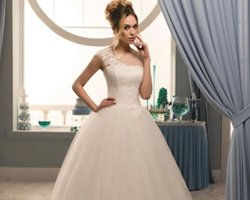 poročna obleka kot iz pravljice