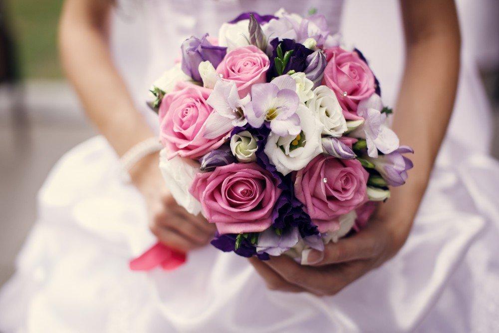 poročni šopek za poroko