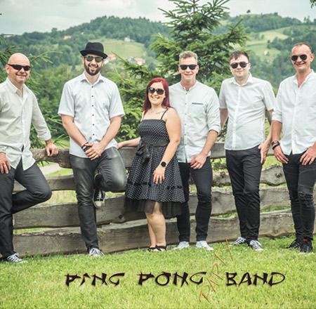 PING PONG PARTYBAND