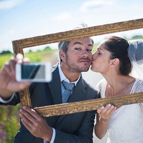 nepogrešljive fotografije poročnega albuma