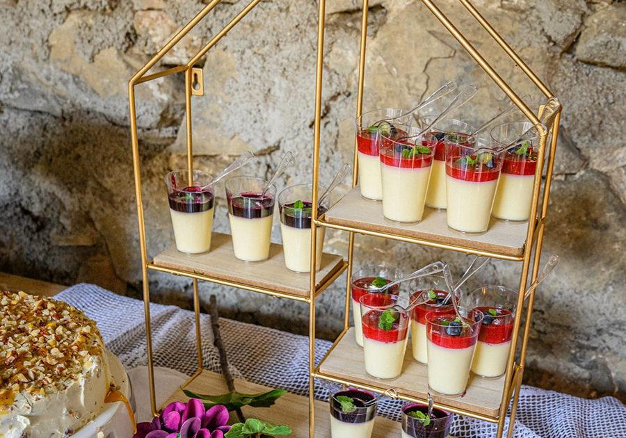btega catering na poroki