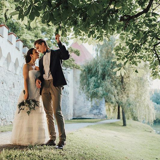 grad otočec poroka