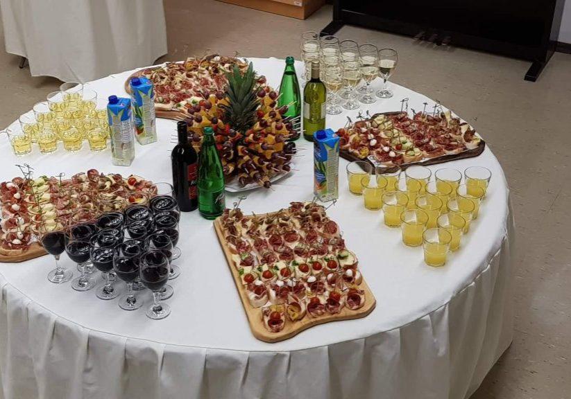 korbar catering na poroki