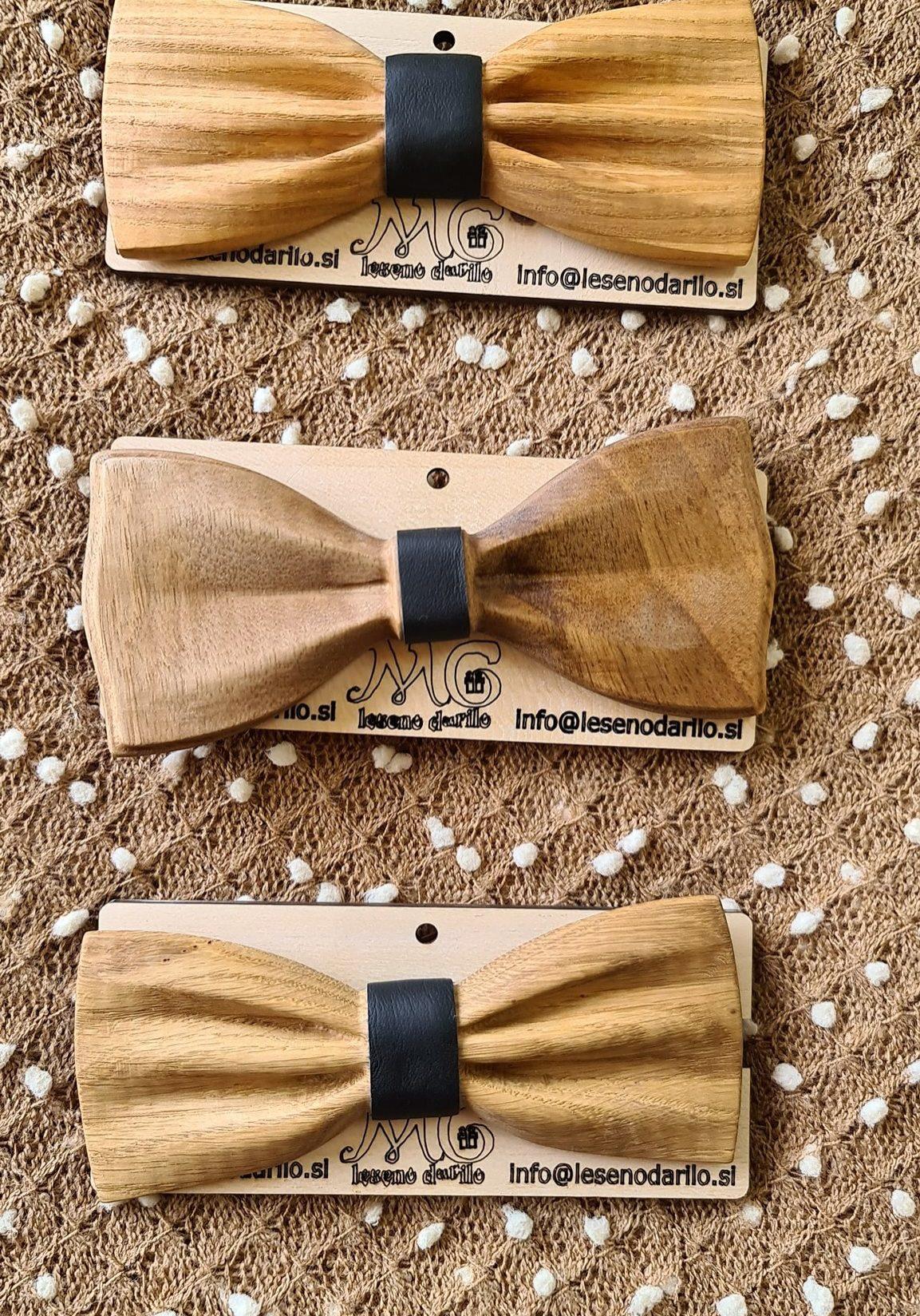 leseno poročno darilo