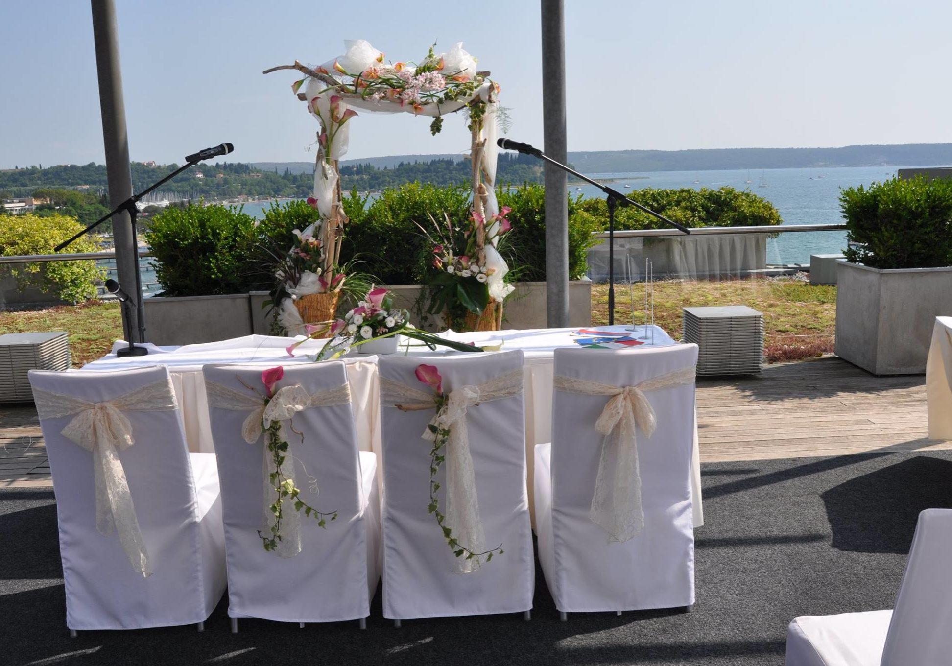 organizacija poroke na morju