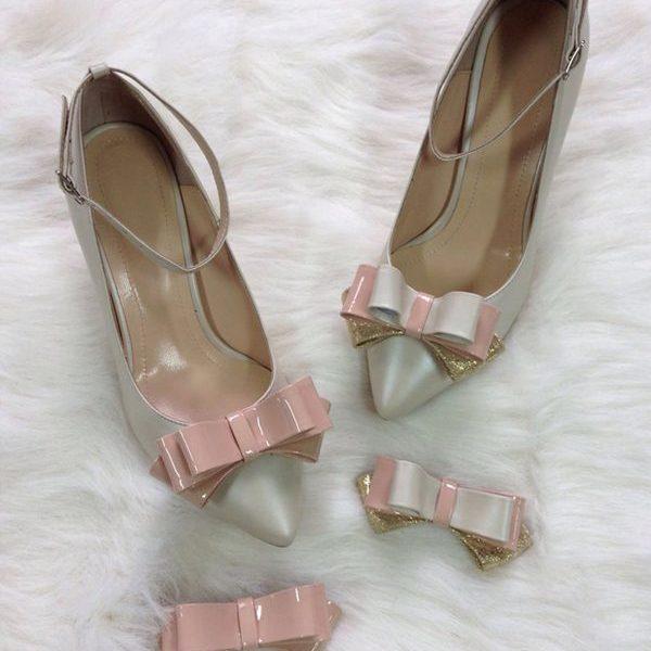 pepepermint street poročni čevlji