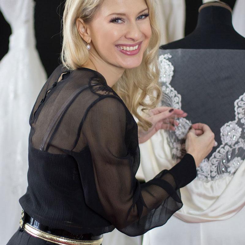 unikatne poročne obleke
