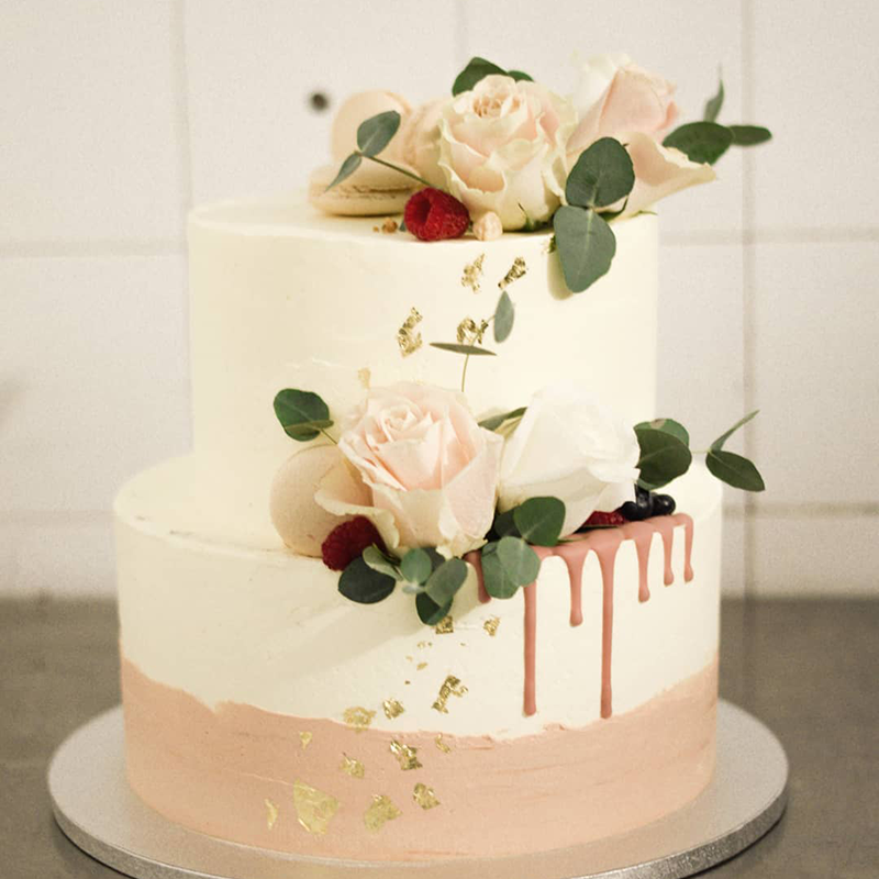 poročna torta rudolfova malca