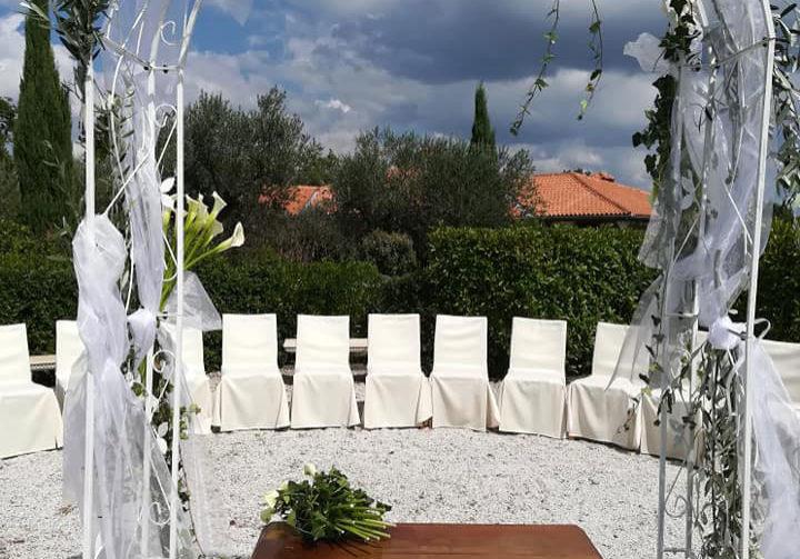 poroka na posestvu santomas