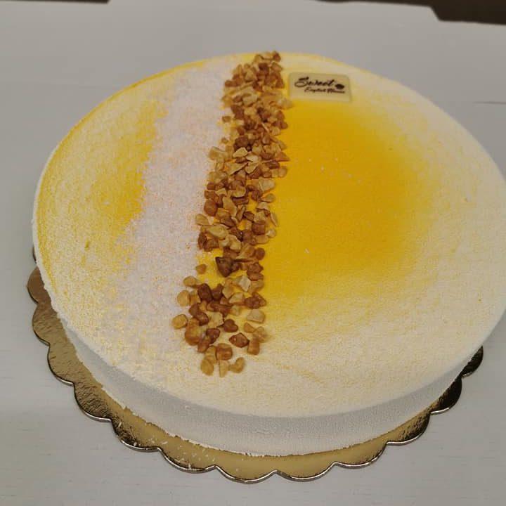 poročna torta sweet english house