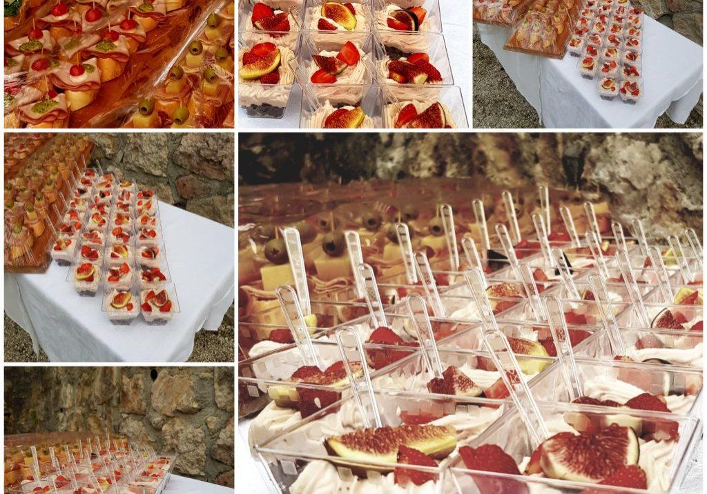 catering vratarnica na vaši poroki