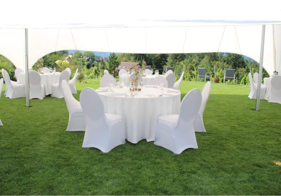 zvezda šotor za poroko